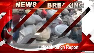 Amritsar Train Accident : रेलवे ट्रैक खाली कराने पहुंची पुलिस टीम पर लोगों ने किया पथराव