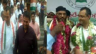 Abdullah Sohail Tpcc Minority Chairman Taking Charge | Celebrations At Gandhi Bhavan |