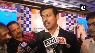 Country recorded it's biggest-ever medal tally in history of Asian Games: Rajyavardhan Rathore