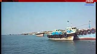 Okha : Due to the abduction of the boat, fishermen fear
