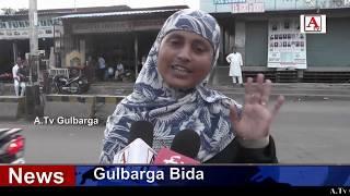 Mijgori Cross Par Kachre Ke Dher Se Awam Pareshan Coporator Par Sakth Barham A.Tv News 19-10-2018