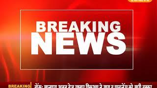 चूरू (तारानगर) : विधानसभा चुनाव को लेकर फ्लैग मार्च निकाला