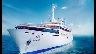 'Angriya' India's First Luxury Cruise Ship Completes Its Maiden Voyage