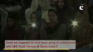 Festival for budding singers, artists held in Srinagar