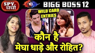 Wildcard Entry Megha Dhade And Rohit Suchanti Vs Whole House | GAME PLAN | Bigg Boss 12 Charcha