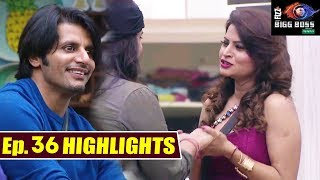 Bigg Boss 12 | 22nd October Highlights | Full Episode In HD | Ep. 36