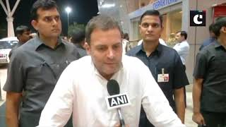 Mehul Choksi deposited money in FM Jaitley's daughter's bank account- Rahul Gandhi