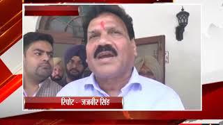 अमृतसर - मीडिया की नज़रों से बचते नज़र आये नवजोत सिंह सिद्धू - tv24