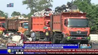 DKI dan Bekasi Akan Terus Koordinasi Terkait Masalah Sampah