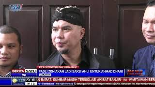 Fadli Zon Akan Menjadi Saksi Ahli untuk Ahmad Dhani