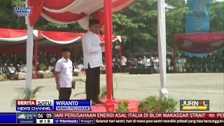 Wiranto Pimpin Apel Peringatan Hari Santri Nasional