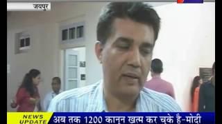 जयपुर मे कैंसर विशेषज्ञ डॉक्टर कार्लो ने दिये टिप्स|Cancer expert Doctor Carlo's  tips