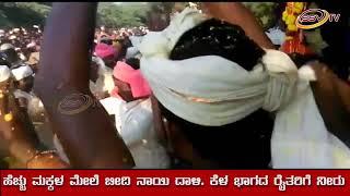 ಮಲ್ಲಯ್ಯನ ಬಂಡಿ ಉತ್ಸವ ಕಲಬುರಗಿ   SSV TV NEWS 21 10 2018