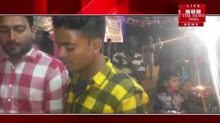 [ Amethi ] अमेठी में दुर्गा पूजा के अवसर पर भव्य कार्यक्रम किया आयोजित / THE NEWS INDIA