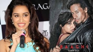 Shraddha Kapoor talks about her favorite Baaghi
