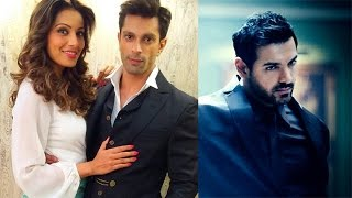 This is how John Abraham reacted when asked about Bipasha Basu's marriage