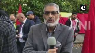 PoK activists mark 'Black Day' against Pakistan in London