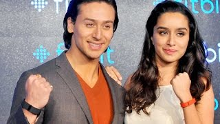Baaghi: Shraddha Kapoor and Tiger Shroff Interview