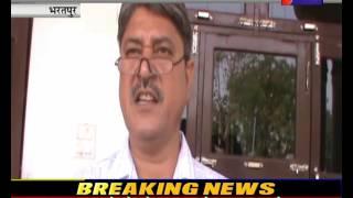 भरतपुर मेरिजगार्डन हादसा : निगम ने चलाया जांच अभियान ।Bharatpur Marriage Garden Incident