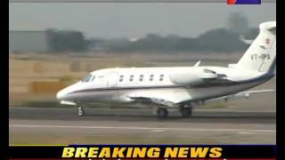 पैसेंजर मुवमेंट पर जयपुर एयरपोर्ट 14 वे स्थान पर।Jaipur airport  at 14th place