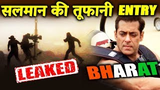Salman Khans ENTRY SCENE In BHARAT | Katrina Kaif | Sunil Grover