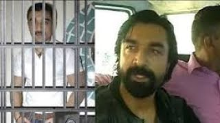 AIJAZ KHAN   ARRESTED BY MUMBAI POLICE   Says Pasaya Jaraha Hai Merkoo - DT News