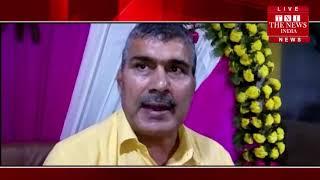 [ Baliya ] बिहार के विधायक ने यूपी के मंत्री को दी चेतवानी / THE NEWS INDIA