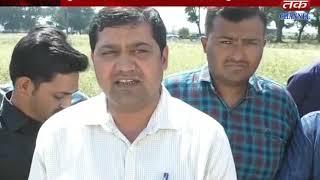 Hadiyana+Abdasa+Kotlasangani : Untimely strike strike of Talati ministers