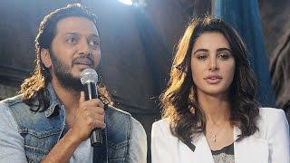 Riteish Deshmukh Talks About His Upcoming Movie 'Banjo'