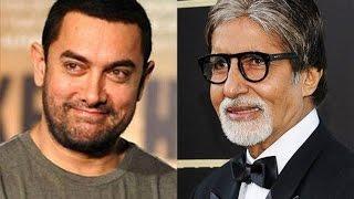 Amitabh Bachchan's Interesting COMMENT on Aamir Khan