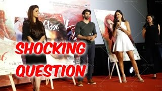 Katrina Kaif was asked a shocking Question about her Love life