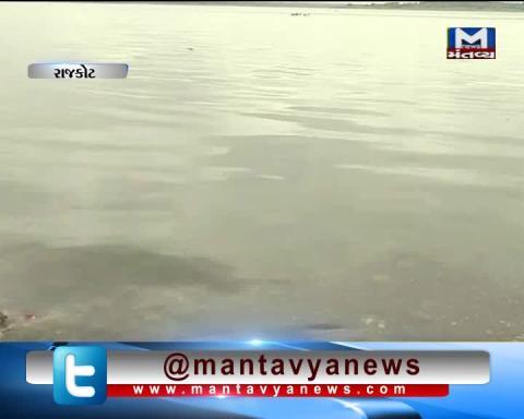 Rajkot: Aji Dam's water supply has been stopped | Mantavya News