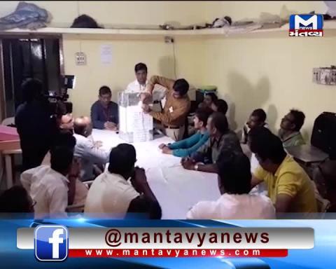 BJP win the election of Panchmahal APMC | Mantavya News