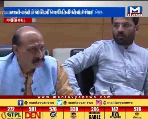 Gandhinagar: Cabinet Minister Ishwar Parmar's statement on Conviction rate of Gujarat
