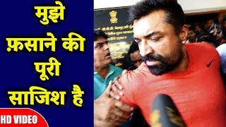 Arrested With Drugs Worth 2.2 Lakh Actor Ajaz Khan Calls It A Conspiracy