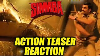SIMMA ACTION TEASER Out | Ranveer Singh | Rohit Shetty