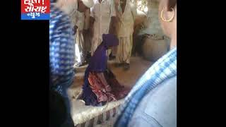 બનારસકાઠાં આક્રોલી ગામે મહિલાનો આપઘાત