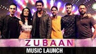 Zubaan Movie Music Launch NM College Mumbai With Star Cast