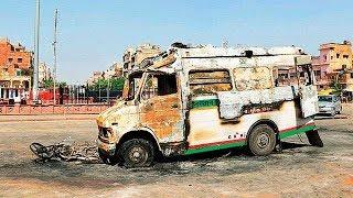Jan TV Report : One person dies in police firing case जयपुर के रामगंज इलाके में कर्फ्यू |
