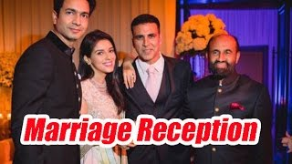 Actress Asin-Rahul Star Studded Grand Marriage Reception