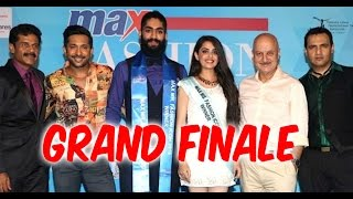 Max Fashion Icon India 2016 GRAND FINALE   Anupam Kher   Terence Lewis