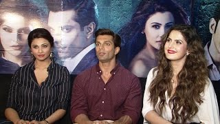 Interview with Starcast of Film Hate Story 3 | Karan Grover | Daisy Shah | Zareen Khan