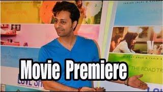 Salim Merchant at The Premiere of Movie Love Shots