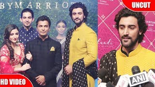 Soha Ali  & Kunal Kapoor Show Stopper At Shaadi By Marriott Wedding fashion by Vikram Phadnis
