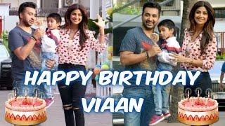 Shilpa Shetty  Son Viaan Birthday Celebration