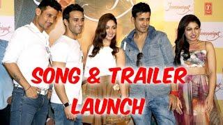 Trailer And Song Launch  Of Junooniyat With Pulkit Samrat, Yami Gautam