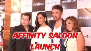Affinity Salon Launch Party | Rahul Dev, Pooja Bedi, Mugdha Godse