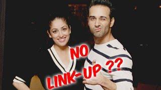 Pulkit Samrat and Yami Gautam are bored of Link-Up Rumours