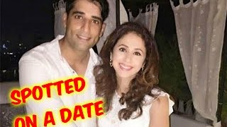 Newlyweds Urmila Matondkar and Mohsin Akhtar spotted on A Date