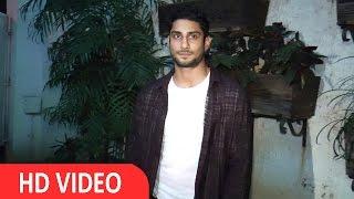 Prateik Babbar | Screening Of Film Phobia